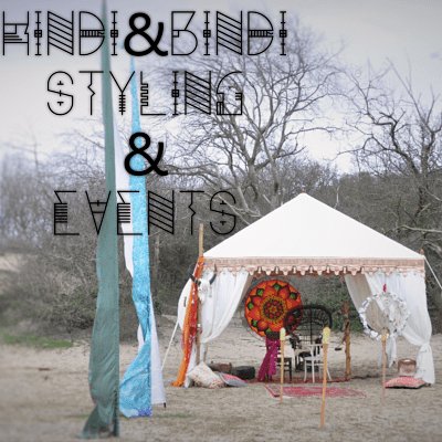 Hindi & Bindi event styling