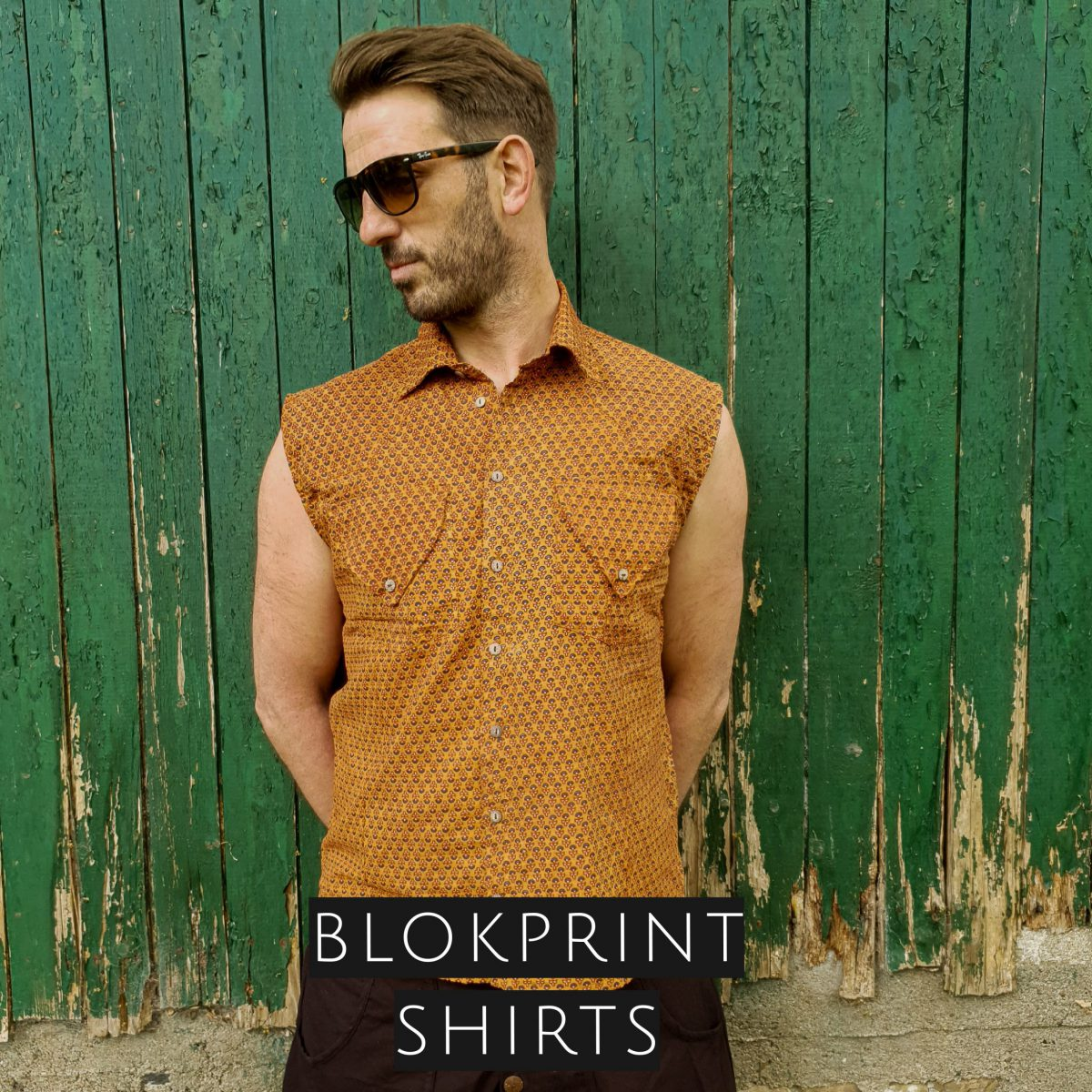 blokprint shirt