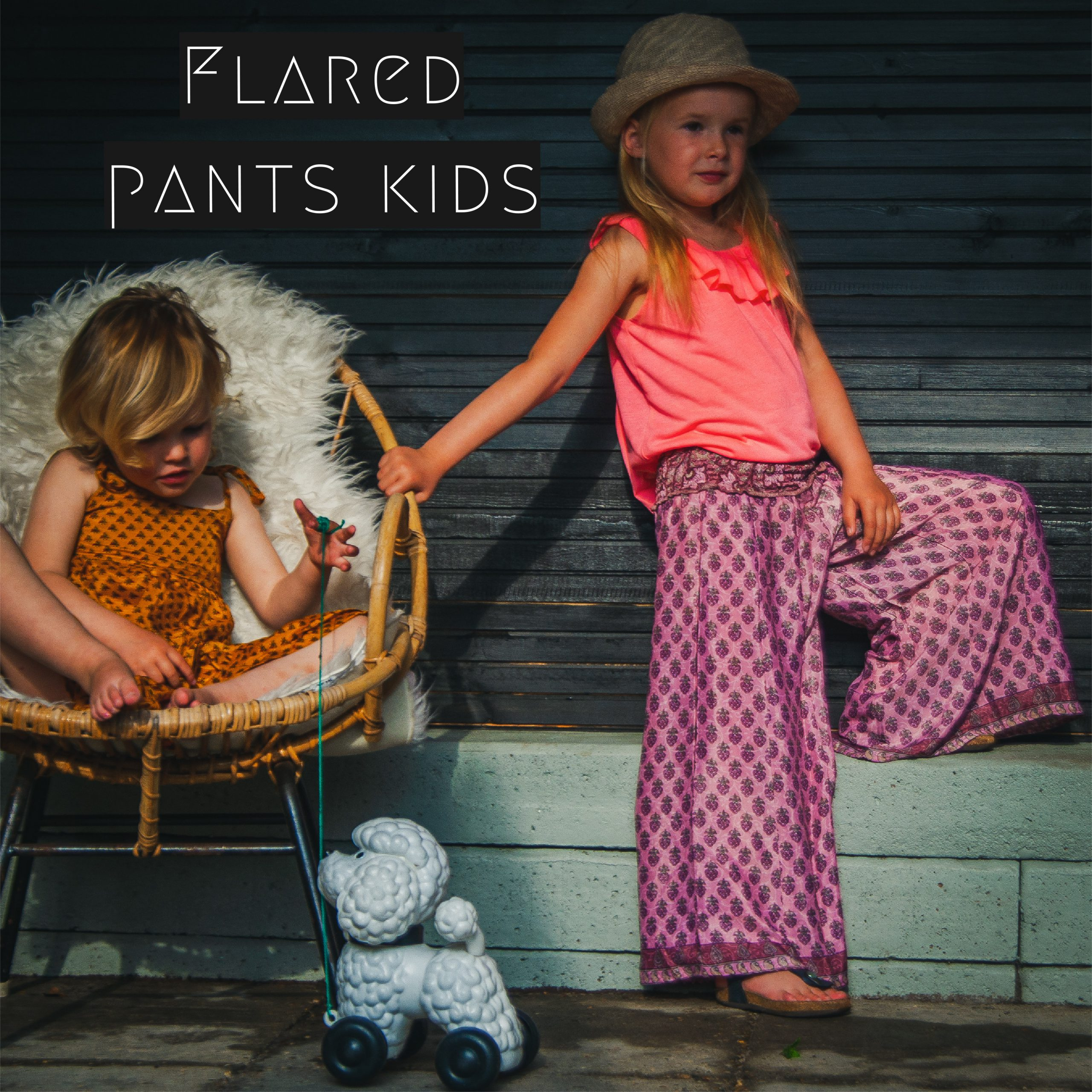 flared pants kids