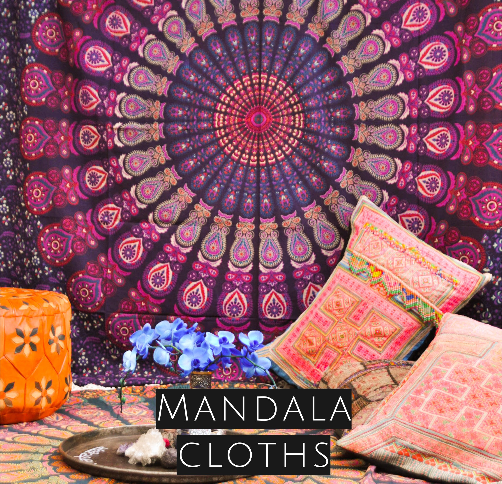 mandala cloths
