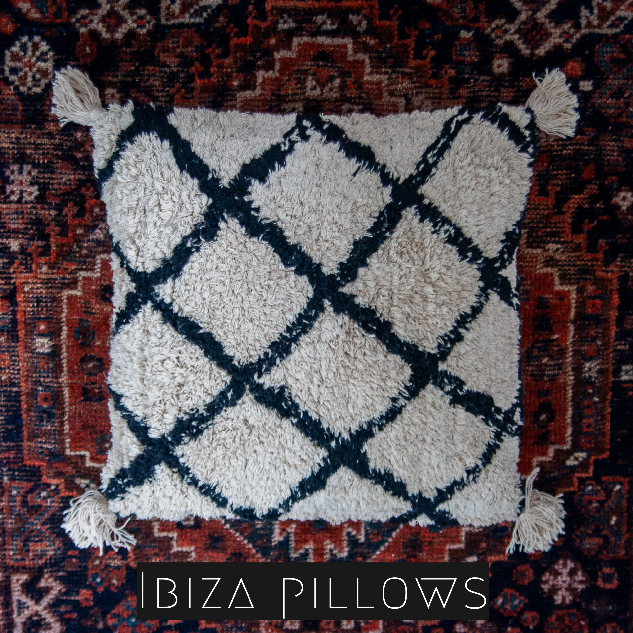Ibiza pillows