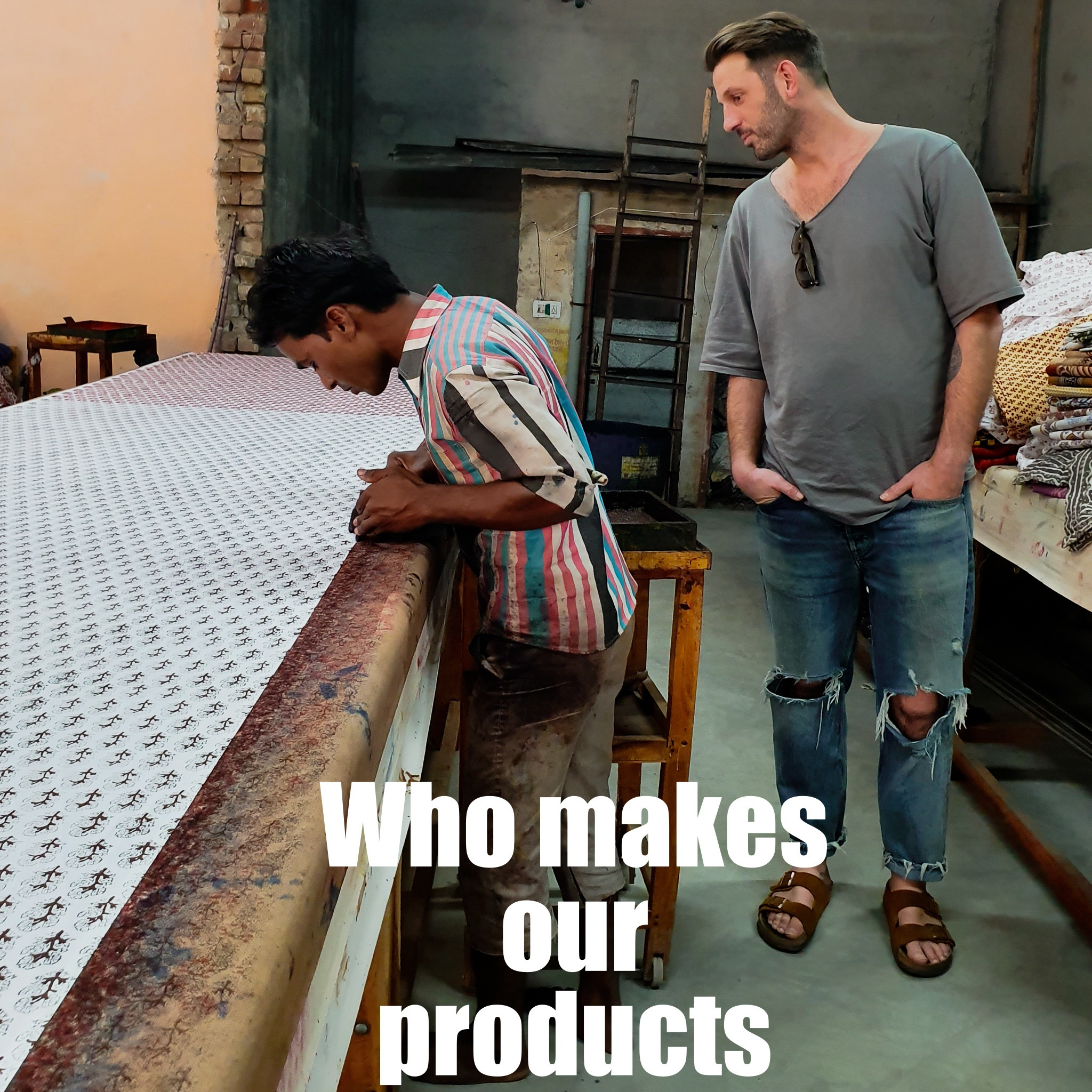 who make our products 2