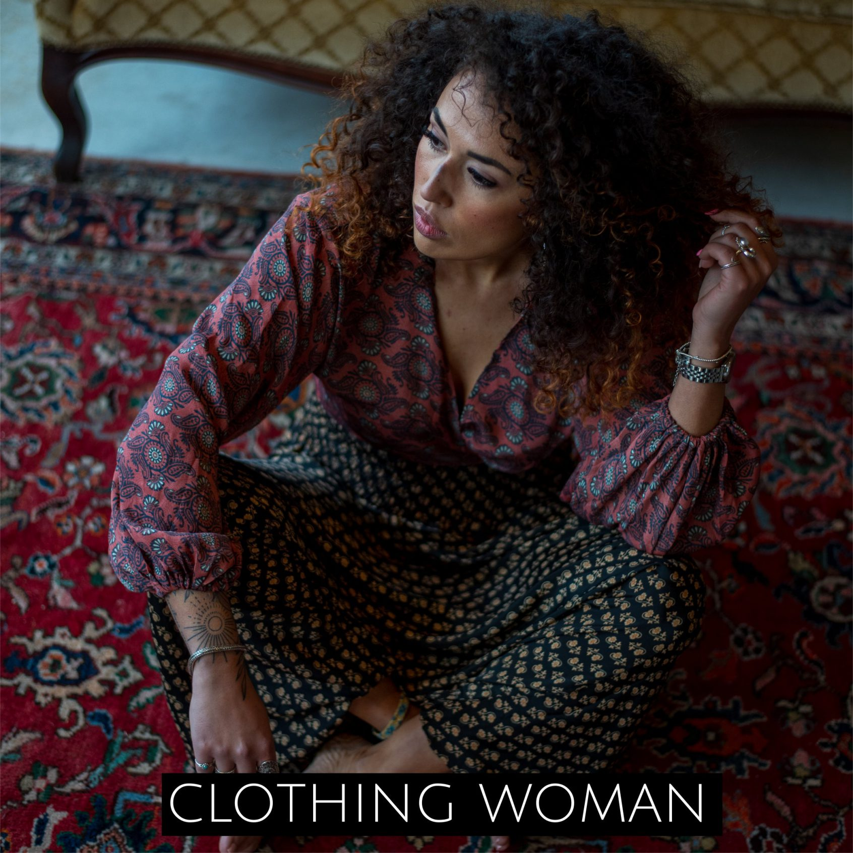 clothing woman